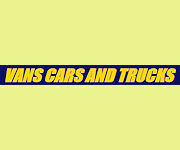 vans cars and trucks logo 180x150 c