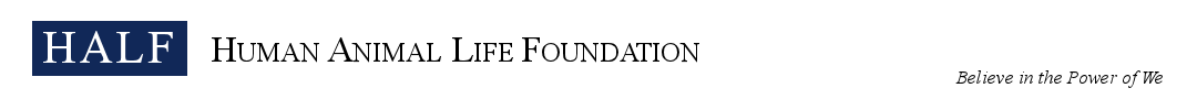 Human Animal Life Foundation Logo